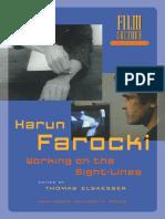 Harun Farocki - Working On The Sight Line.pdf