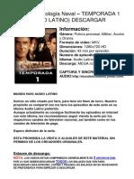 Ncis Tempo1 Latino