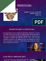 Presentación de diapositivas en Power Point