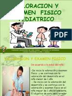 valoracion y examen fisico pediatrico.pptx