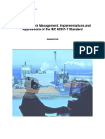 Network System Management- Implementation and Applications of the IEC 62351