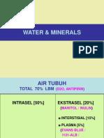 water n mineral