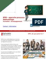 Approche BPM Et Processus