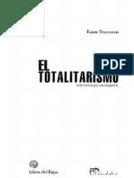 Traverso Enzo - El Totalitarismo.pdf
