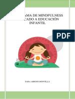 programa de mindfulness para educacion infantil