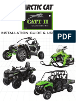 Arctic Cat diagnostic manual