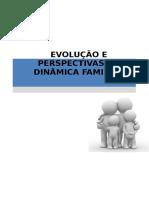 Evolução e Perspectivas Da Dinâmica Familiar - Manual Síntese2