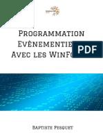 Programmation Evenementielle Avec Les Winforms