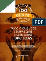 100 QUESTÕES ESTILO CESPE - DIREITO PREVIDENCIÁRIO.pdf