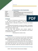 Aula 3 - Princípios Orçamentários e Ciclo Orçamentário
