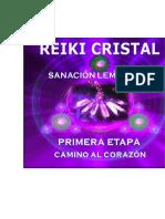 Reiki Cristal
