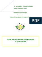 Guide de Rdaction Manuel d Aroport