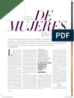 Trata de Mujeres en Chile