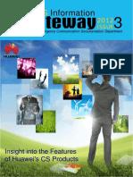 CS Information Gateway Issue 3