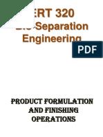 Bioseparation-Crystallization 1