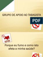 APRESENTAÇÃO GRUPO DE APOIO AO TABAGISTA.pptx