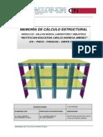Memoria de Cálculo IE CARLOS NORIEGA JIMENEZ - PABELLÓN 5.pdf