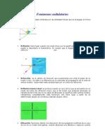 Fenómenos ondulatorio1