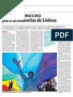 Vai Haver Uma Casa Para as Minorias de Lisboa