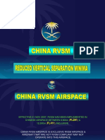 China Rvsm