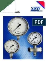 SIKA manometers.pdf