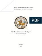 A Ordem Do Templo Em Portugal (Das Origens à Extinção)