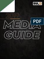 2019 USL Championship Media Guide