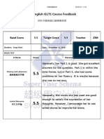 Tang Yiwei (Dec 12)- IELTS Feedback Form