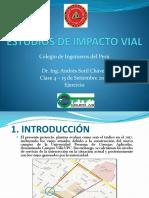 Clase  Impacto Vial
