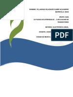 ACTIVIDAD DE APRENDIZAJE …3 APLICACIÓN DE TRANSISTORES.docx