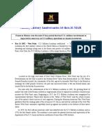Military History Anniversaries 0316 Thru 033119