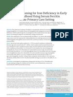 JURDING feritin serum