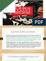 Diapositivas Què Es Una Reseña-2014 (1)
