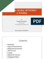 Artificialneuralnetworks
