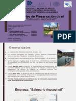 Preservacion balneario
