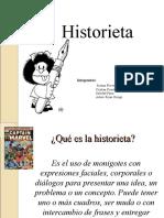 historieta evaluacion
