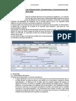 El Régimen de La Restauración. Características y Funcionamiento Del Sistema Canovista_. Características y Funcionamiento Del Sistema Canovista