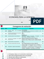 Economía para gerentes