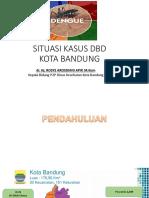 1. Situasi DBD Kota Bandung