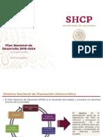 Plan Nacional de Desarrollo-Gobierno Federal