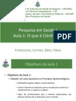 AULA 1 -O QUE E CIENTIFICO.pptx