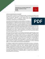 Dictadura de La Economia- revista Aromo