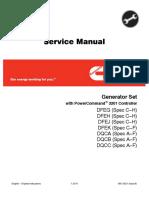 Cummins Onan DQCB Generator Set with Power Command 3201 Controller Service Repair Manual.pdf