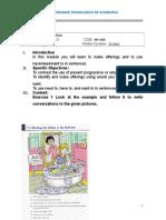 English II Homework Module 6