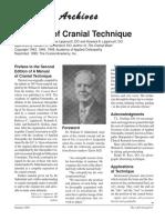 Cranial Paper
