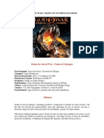 3 - God of War Chains of Olympus Database