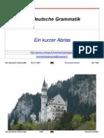 GrammaireAllemande