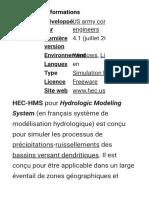 HEC-HMS — Wikipédia