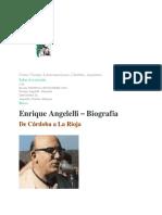Enrique Angelelli – Biografía – Tiempo Latinoamericano