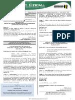 Diário Oficial Mato Grosso do Sul